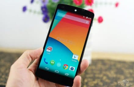 Google-Nexus 5 Will Get The Android 5.0.1 And Will Be Discontinued This Year