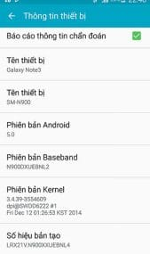 Android 5.0 Update For Note 3 (N900) Leaked: Spotted At Vietnam