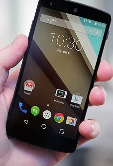 LG-G3-Android5.0 in Australia