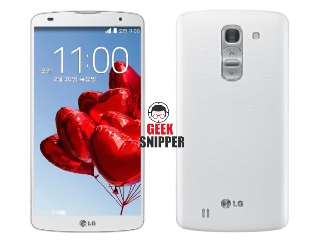 LG G Pro 2 Android Lolliopop Update