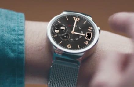 Huawei Planning For An Android Wear With A Freedom To Customize It