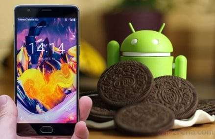 OnePlus 3 & 3T Gets Android Oreo – It's Official