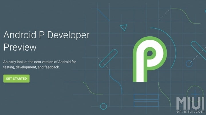 Mix 2S Android P Developer Preview