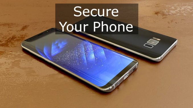 Secure Your Android Smartphone