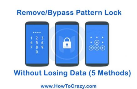 How To Unlock Pattern Lock without Losing Data on Android Phone (5 Methods)