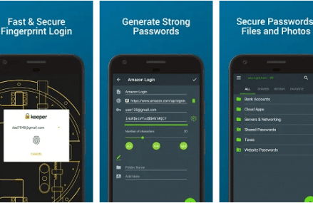 Top 5 Android Password Managers in 2018 – Both Free and Paid Apps