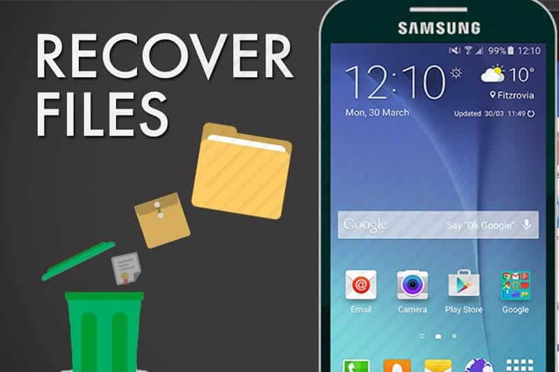 Photo Recovery Apps for Android
