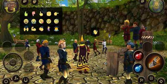 List Of Best MMORPG Games For Android – Multiplayer Role Playing Game
