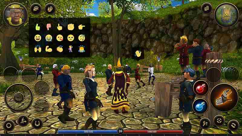 MMORPG Games For Android