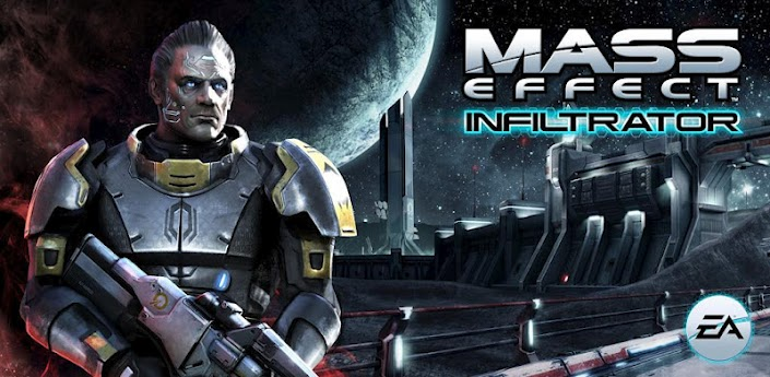 Mass Effect Infiltrator for Android