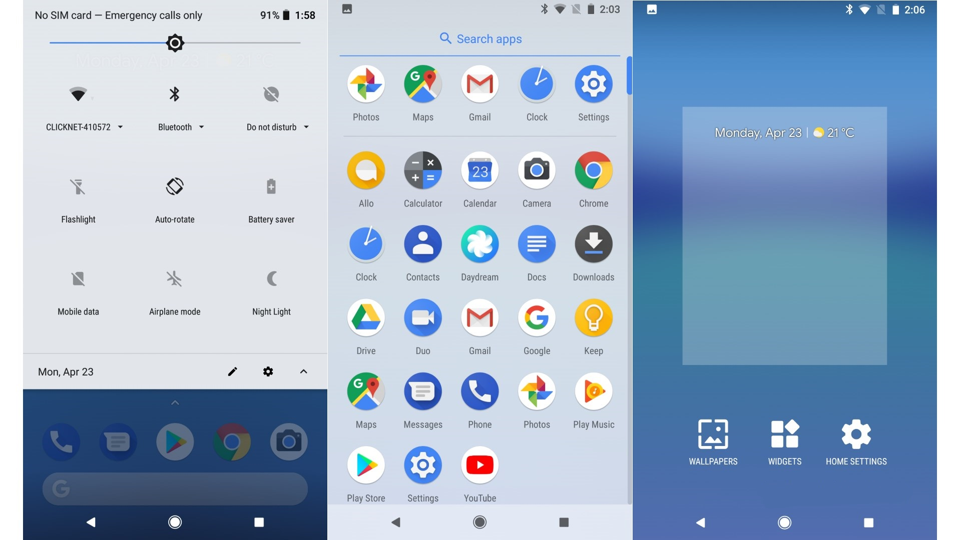 How to Give your Smart Phone the Stock Android Look