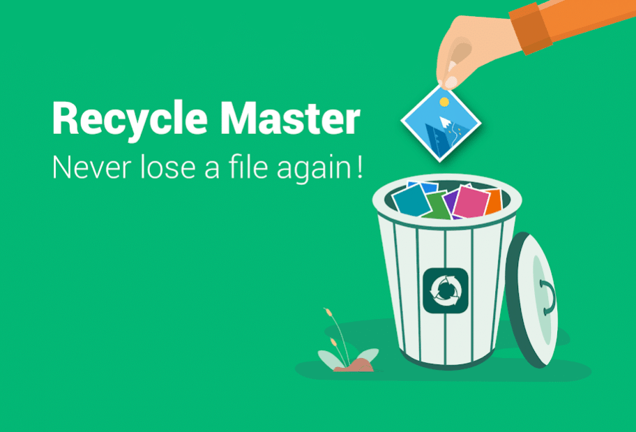 Add Recycle Bin to Your Android Phone