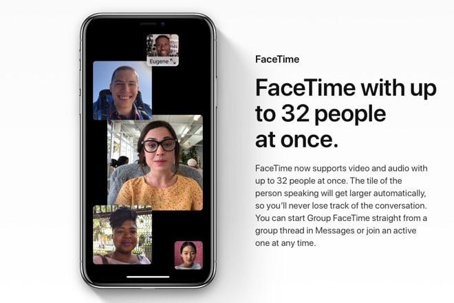 Fix Group Facetime